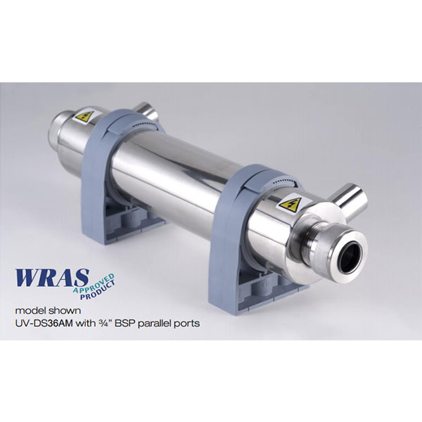 UV sterilizer, homewater solutions, water, water filtration