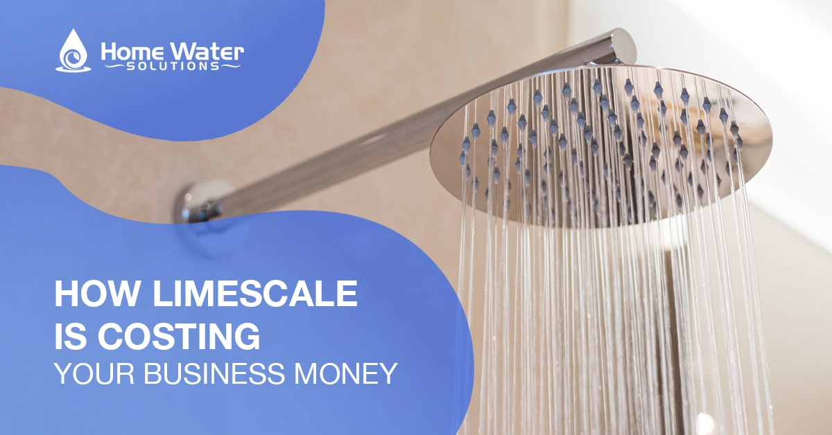How Limescale is costing your business money: 1